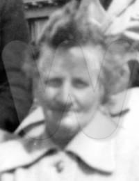 Bertha Irwin née Scott